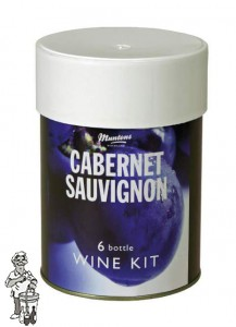 Druiven concentraat rood Cabernet Sauvignon