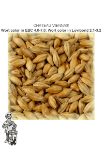CHÂTEAU VIENNA® 4.0-7.0 EBC  25 kg