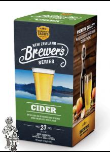 Mangrove Jack's New Zealand  BREWER'S SERIES - Cider voor 23 liter
