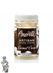 Amoretti - Artisan Natural Flavors - Kokosnoot 226 g ( 1 op voorraad)