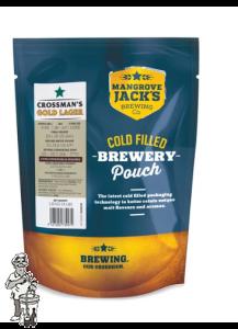 Mangrove Jack's Crossman's Gold Lager  Bierkit voor 23 Liter