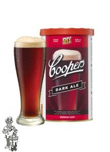 Coopers Dark Ale voor 23 liter