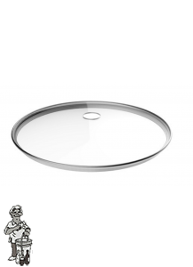 Deksel G30 Tempered Glass Lid