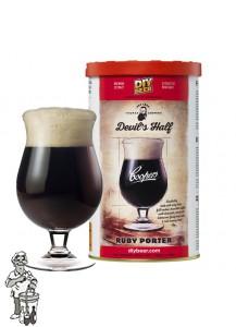 Thomas Coopers Devil's Half Ruby Porter voor 23 liter