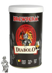 Brewferm Diabolo  (Wordt Strong blond)