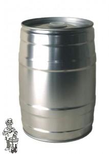 Drukvat mini 5 liter + rubberstop