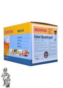Brewferm Moutpakket Eden Quadruppel