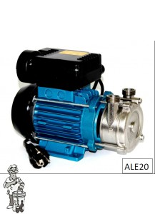 Electric Pump ALE 20 met Viton keringen