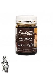 Amoretti - Artisan Natural Flavors - Espresso 226 g (1 op voorraad\)