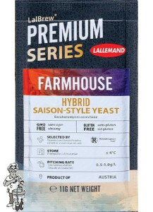 Lallemand Danstar Farmhouse biergist 11 gram