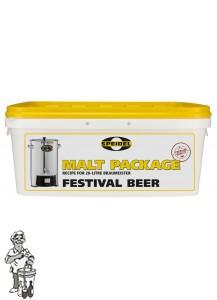 Speidel moutpakket Festival Beer