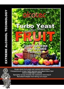 Alcotec  fruit turbo yeast met enzyme