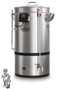 Grainfather G70 automatische rvs brouwketel 70 Liter