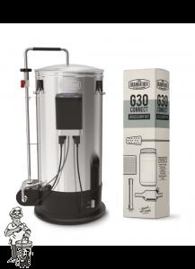 Grainfather automatische rvs alles-in- brouwinstallatie Aktie met gratis accessoire kit voor Grainfather plus Monofilament filter zak 100 micron
