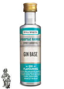 Still Spirits  profiel basissmaakstof Gin base 50 ml