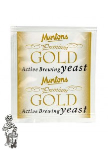 Muntons Premium Gold korrelgist 6 Gram.