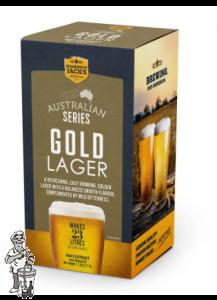 Mangrove Jack's Australian Brewers Series Gold Lager voor 23 liter