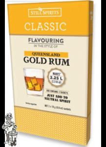 Klassieke Queensland Gold Rum Still spirits 18 g