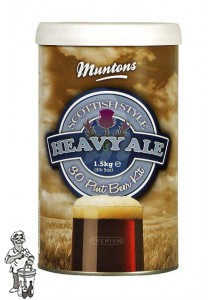 Muntons Scottish heavy ale