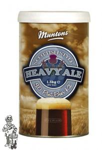Muntons Scottish heavy ale