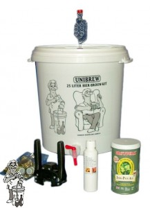 Bierbrouw Pakket Compleet Incl. Bierpakket naar keuze