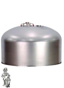 Blichmann Fermenator uitbreiding 102 liter naar 158 liter.