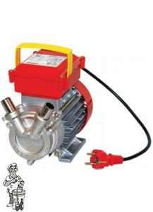 Elektrische pomp Novax 20B voor vloeistoffen tot 95°C