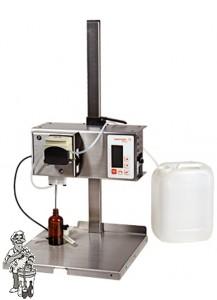 afvultoestel voor vloeistoffen Smal-Medium