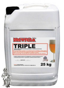 Bierkit BREWFERM Triple 25 kg zonder gist