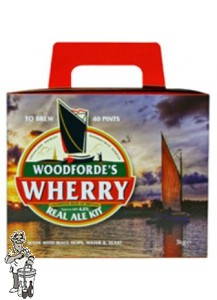 Muntons Woodforde's Wherry Best Bitter 3 kg