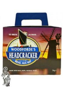Munton Woodforde's Headcracker in 3 kg