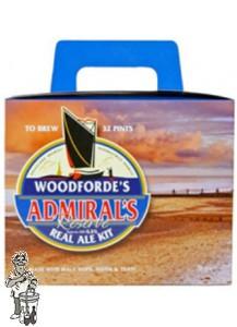 Munton Woodforde's Admirals Reserve 3 kg