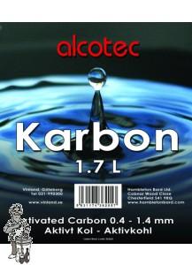 Alcotec Carbon 1,7 ltr universele actieve kool.
