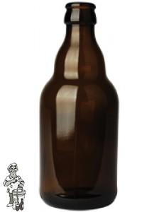 Bier fles STEINIE 33 cl. 1584 stuks  op pallet