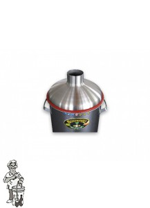 RVS hoed voor Speidel Braumeister 10 liter