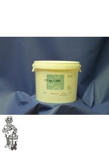 Kaascoating 9 kg Transparant type 500 YCOO Kleur geen