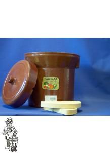 Zuurkoolpot 15 liter
