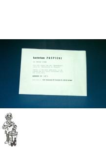 Bacterium Propioni