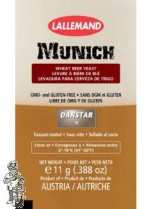 Lallemand Danstar Munich biergist 11 gram