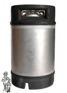 Soda keg 9,45 Liter