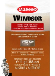 Lallemand Danstar Windsor biergist 11 gram