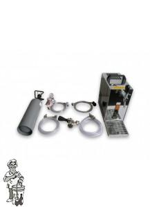 "Biertap Pubflex"" biertap kit NC + Euro vat  Pygmy 25"
