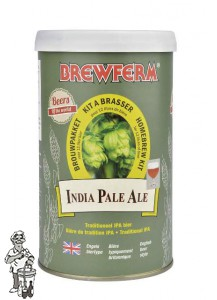 Brewferm IPA voor 12 Liter