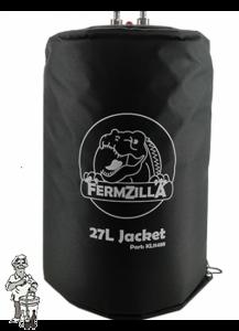 De FermZilla 27 liter isolatiemantel