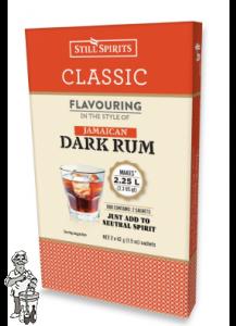 Klassieke Jamaicaanse donkere rum 42gr