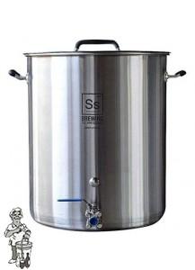 Ss Brewtech Brew Kettle 30 Gal 117 Liter