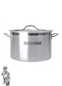 Brewferm brouwketel RVS 20 liter (36 x 24 cm)