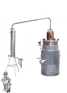 Destilleerketel SUPER 125 electrisch