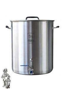 Ss Brewtech Brew Kettle 10 Gal 37.85 Liter