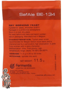 Fermentis SafAle BE-134 11,5 g